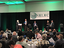 NRLRC Luncheon at IRE