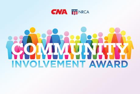 CNA/NRCA Community Involvement Award