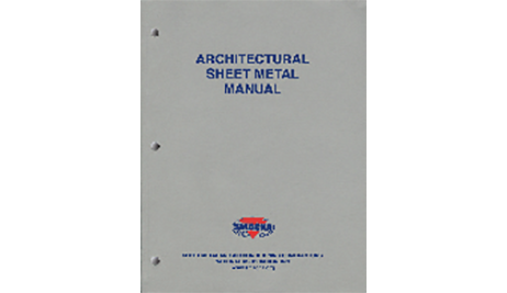 Architectural Sheet Metal Manual (SMACNA)