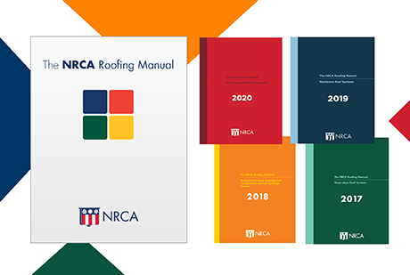 The NRCA Roofing Manual—2020 Boxed Set
