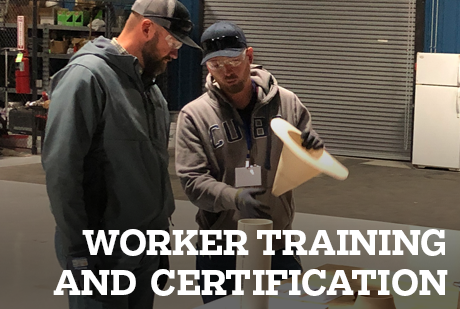 Worker Training and Certification