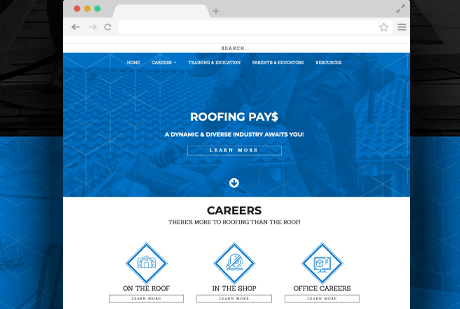 NRCA offers website focused on careers in roofing