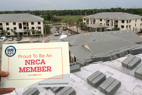 Share your story during National Roofing Week! (Members Only)