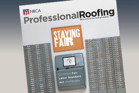 <em>Professional Roofing</em>'s July issue is available online