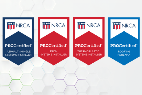 NRCA ProCertification<sup>&reg;</sup> exams are offered remotely!