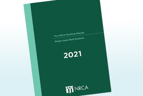 Get the latest volume of the NRCA manual!