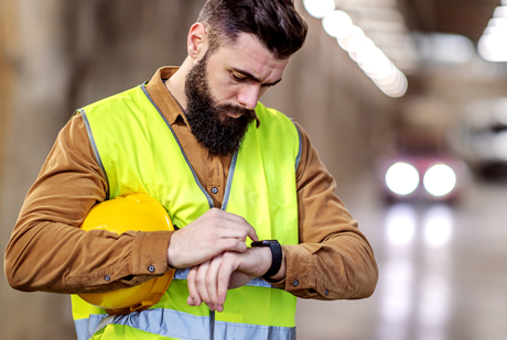 Innovative construction wearables are reshaping safety