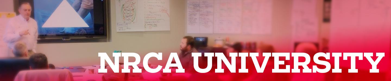 NRCA University
