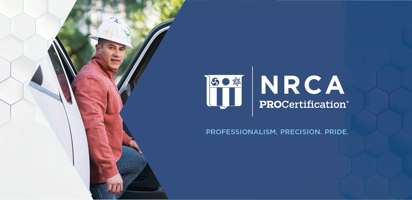 Become a ProCertified installer.