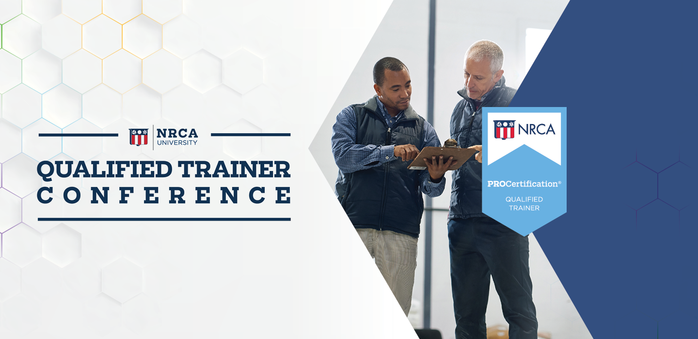 Qualified Trainer Conferences
