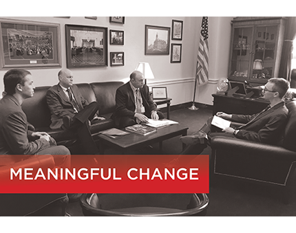 Effecting Meaningful Change in D.C.
