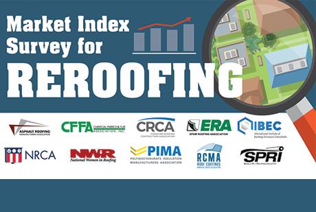 Quarterly Market Index Reroofing Survey