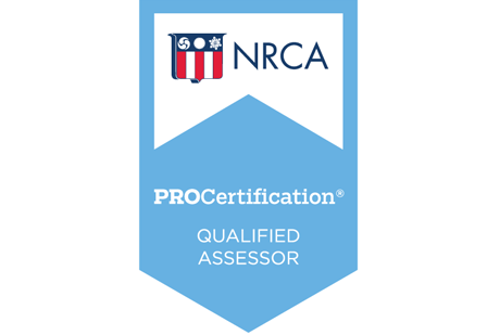 Qualified Assessor Badge