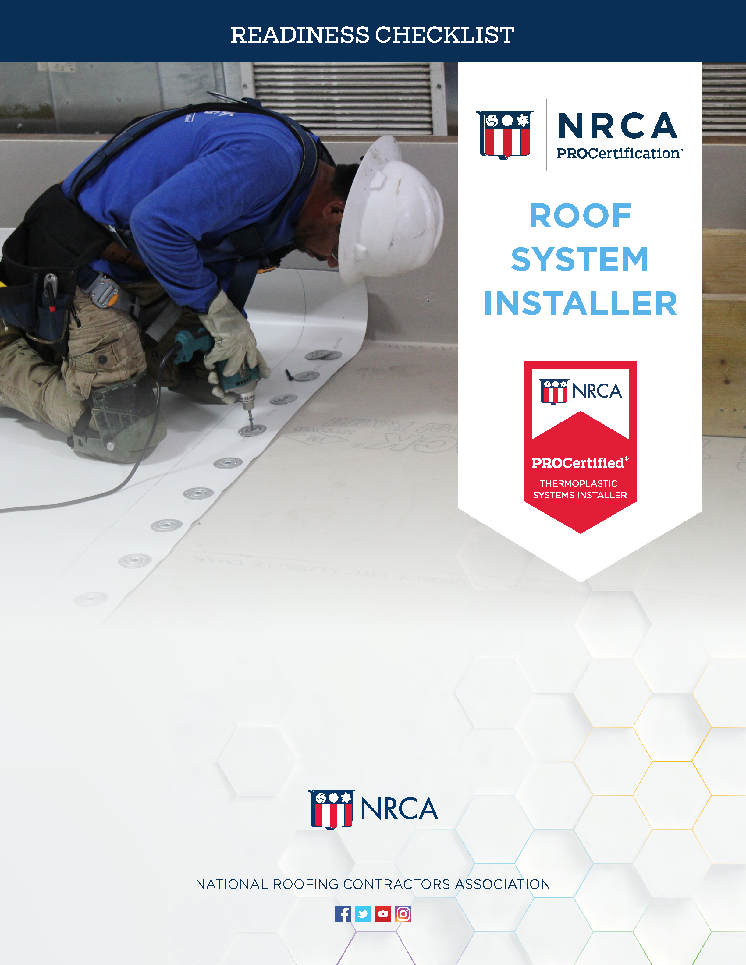 ProCertified Thermoplastic Systems Installer