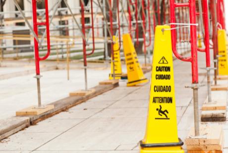 Las lesiones más comunes en la construcción y cómo prevenirlas